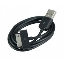 BLACK CHARGE DATA SYNC CABLE FOR IPOD, IPHONE, IPAD